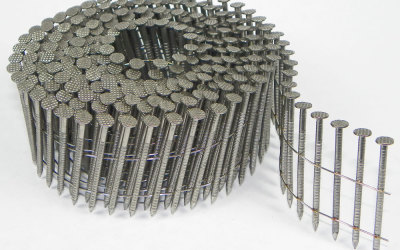 STAINLESS-COIL-nails